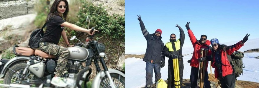 उत्तराखंड की बेटी ने फहराया पृथ्वी के दक्षिण ध्रुव में झंडा, यहां जाने वाली भारत की पहली महिला युवा सर्वेयर बनीं
