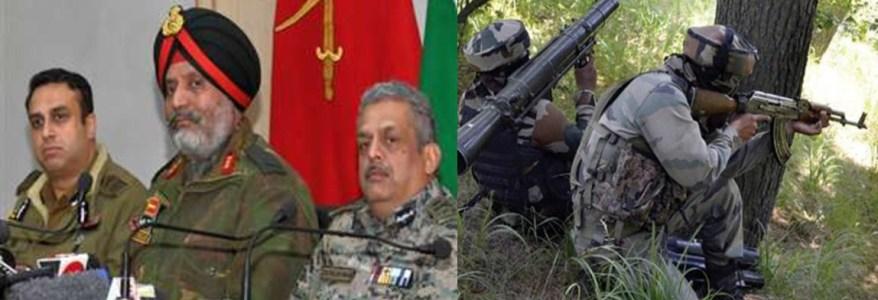 21 दिन में 18 आतंकी मारे, जैश का मुख्य कमांडर भी ढेर – इंडियन आर्मी