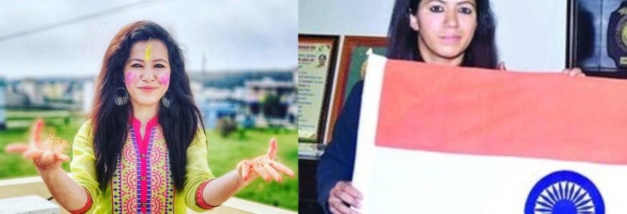 उत्तराखंड की बेटी होली मनाने के ठीक बाद निकल गई एक खतरनाक अभियान में, सफलता कर देगी देश का नाम रोशन