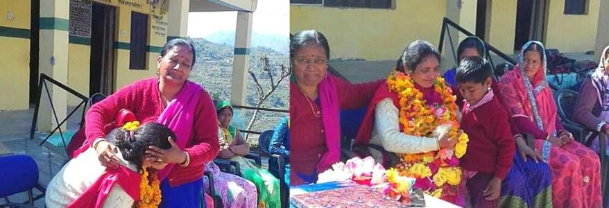 उत्तराखंड : प्राइमरी टीचर के तबादले पर फूट-फूट कर रोने लगा पूरा गांव, पहाड़ों में ही दिखती है ऐसी आत्मीयता