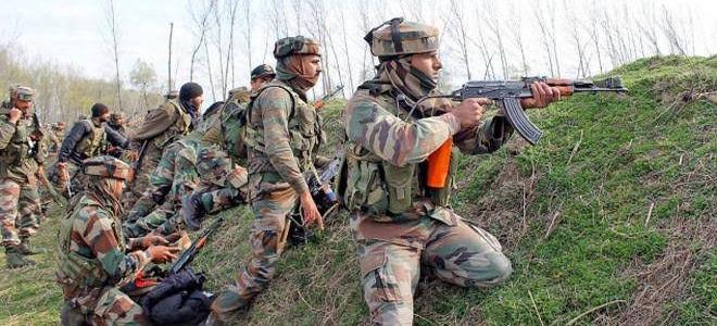 कश्मीर :  आतंकियों ने एक सैनिक को गोली मारी, सेना ने किए दो आतंकी ढेर