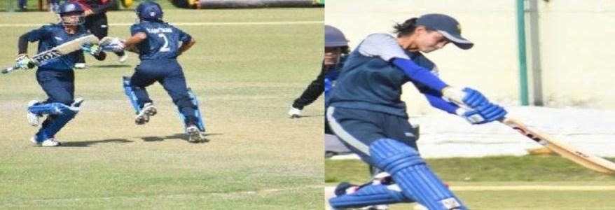 उत्तराखंड की महिला टीम सभी राज्यों में टॉप पर, निशा ने लिए 8 ओवर में 7 रन देकर 7 विकेट