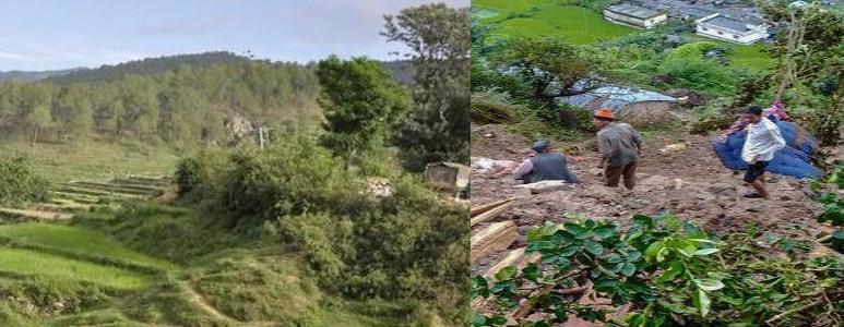 उत्तराखंड : खेत से घास लेकर गया व्यक्ति जिंदा नहीं पहुंचा घर, इलाके में पहली बार हुआ ऐसा