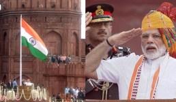 लाल किले से PM मोदी : अब तीनों सेनाओं का होगा एक चीफ, और क्या कहा पढ़ें