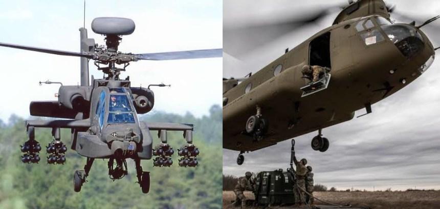 चीन के खिलाफ और मजबूत हुई वायुसेना, मिले 10 खतरनाक हेलीकॉप्टर, एक पानी पर भी तैर सकता है
