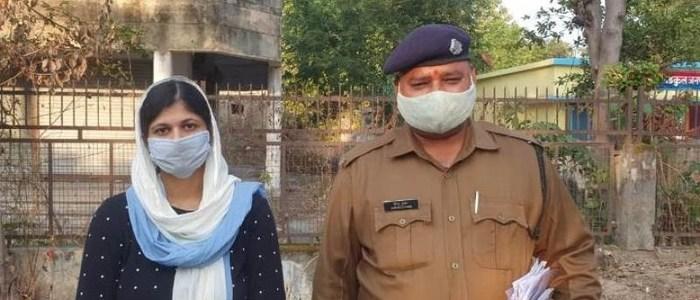 Uttarakhand अफसर पति ने चिल्ला के बात की, पत्नी ने गला दबाकर मार दिया
