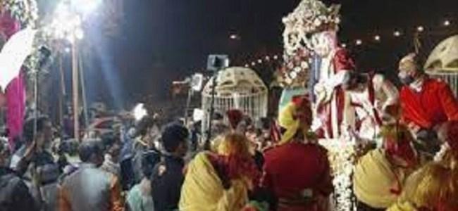 Uttarakhand कोरोना काल की शादी में दूल्हे के पिता को दुस्साहस महंगा पड़ा, मुकदमा दर्ज