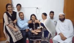Video : उत्तराखंड : हरिद्वार के छोटे से गांव की बेटी बनेगी आईएएस, बधाई देने वालों का लगा तांता