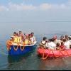 Uttarakhand नानकमत्ता के नानक सागर डैम में वाटर स्पोर्ट्स का हुआ शुभारंभ, पर्यटक नौकायन का लुत्फ उठा सकेंगे