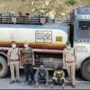 Uttarakhand टैंकर की जांच के बाद पुलिसकर्मी हुए हैरान, 2 लोग गिरफ्तार किये गए