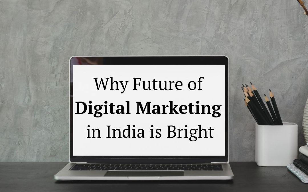 future of digital marketing