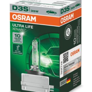 Лампа ксеноновая OSRAM Xenarc Ultra Life D3S 42V 35W 1шт. 66340ULT