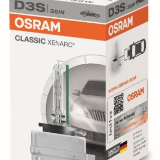 Лампа ксеноновая OSRAM Xenarc Classic D3S 42V 35W 1шт. 66340CLC