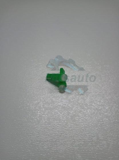 Лампа приборная T5-1SMD Green