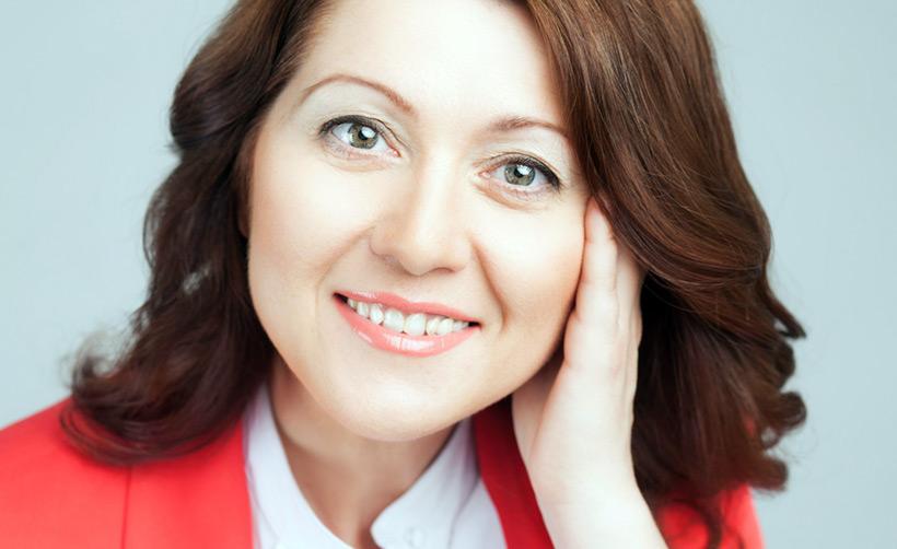 Лена Воронова