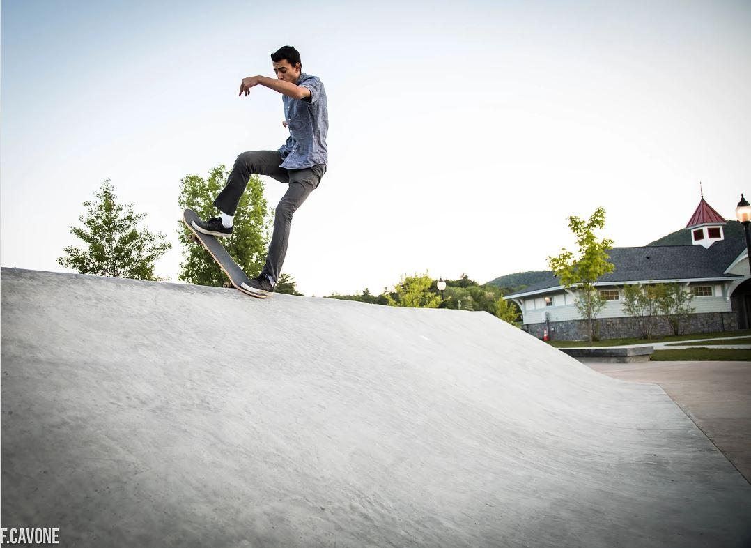 Spring Skateboarding Advice