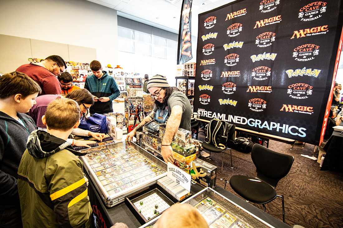 Saratoga Comic-Con Returns For Another Successful Year