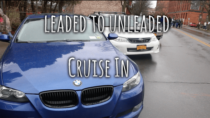 Leaded To Unleaded Cruise In [Recap Video] (Troy, NY)