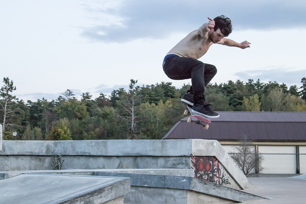 Skateboarding Competition To Be Held At Lake George Skate Plaza in July