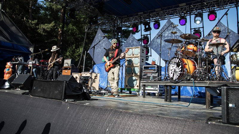 Twiddle Anounces Fall Tour 2018