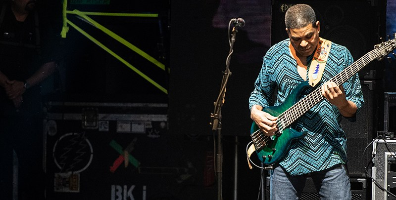 Oteil Burbridge and Friends To Play  2018 New Years Run