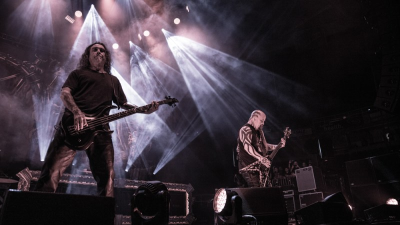 Slayer Brings Their Farewell Tour To Albany, NY