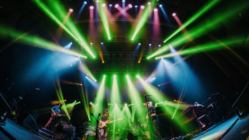 Umphrey's McGee Stops By the Capitol Theatre For A Sunday Show