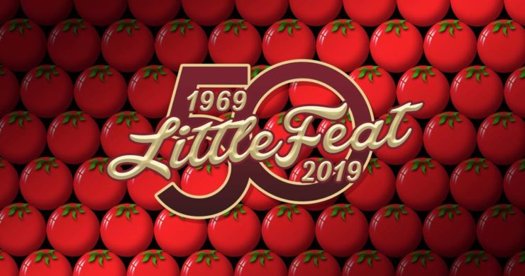 Little Feat Plans 50th Anniversary Tour