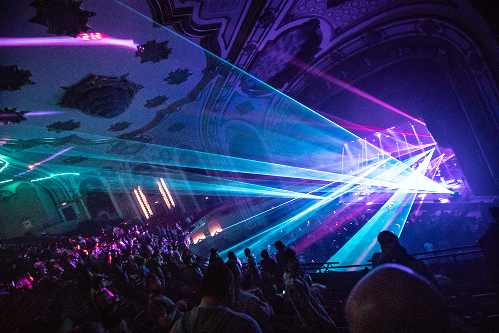 The Disco Biscuits Announce 2019 Capitol Theatre Run