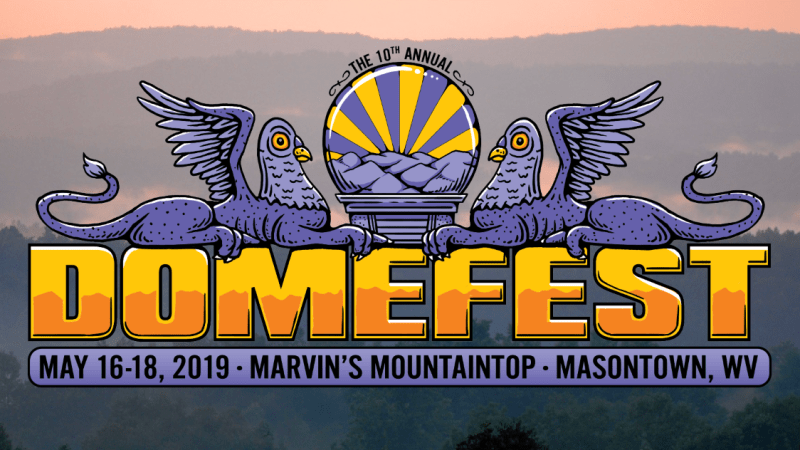 Domefest shares 2019 Initial Lineup and New Location