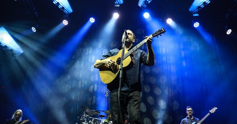 Dave Matthews Band Continue Fall Tour in Albany, New York