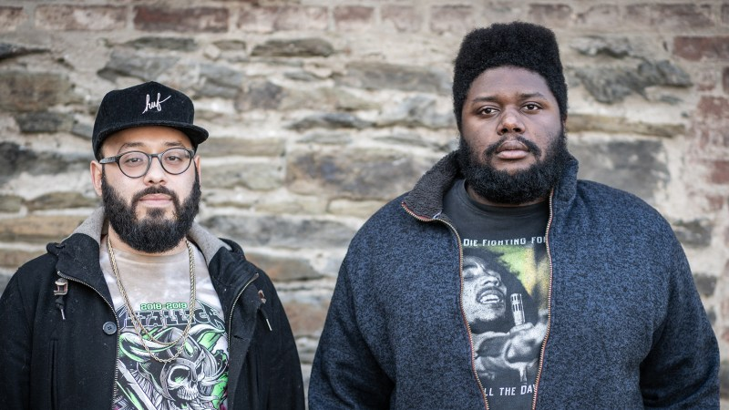 The Art of War Interview with Wavy Cunningham and DJ Mercy