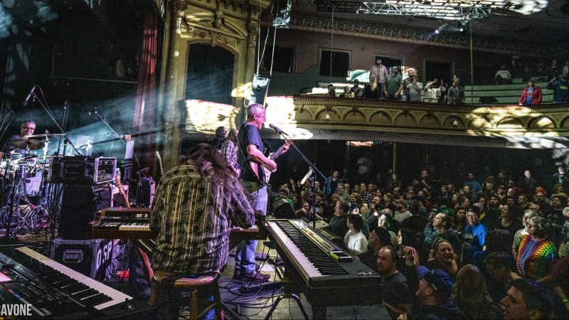 moePods Bring the Mutants and the  .rons Together For An Unforgettable Night at Cohoes Music Hall