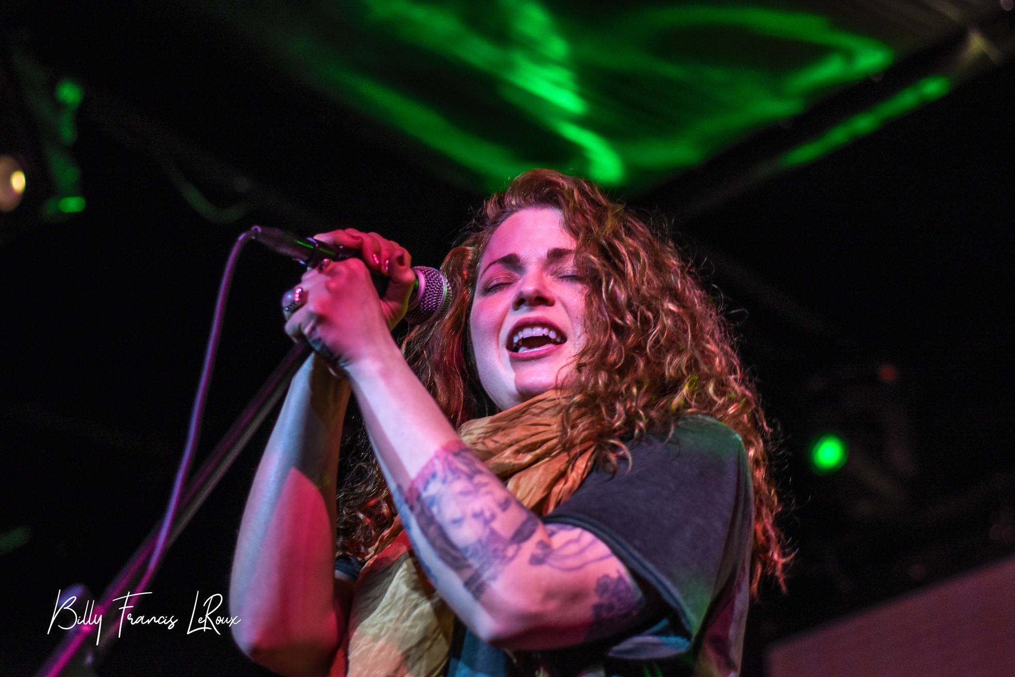 Recap: Hayley Jane and the Primates Heat it Up in Saratoga Springs, NY