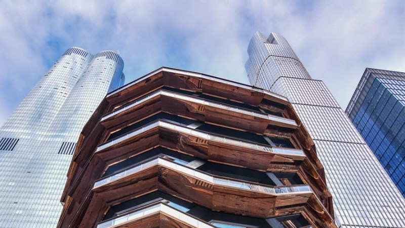 """The Vessel"" New York City's Newest Landmark Opens"
