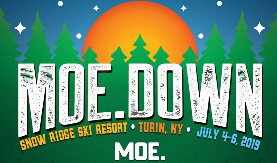 moe.down Music Festival Announces 2019 Lineup