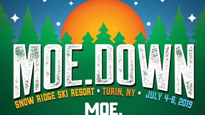 moe.down Music Festival Announces 2019 Lineup