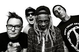 Lil Wayne and Blink 182 Release Live Mashup Song