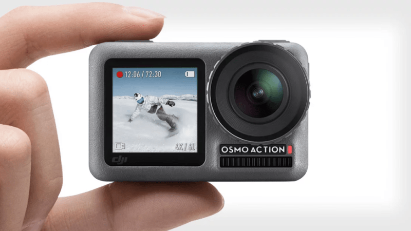 DJI Has Released the Osmo Action | Another GoPro Killer!
