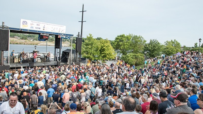 Alive at 5 Concert Series Shares Summer Lineup