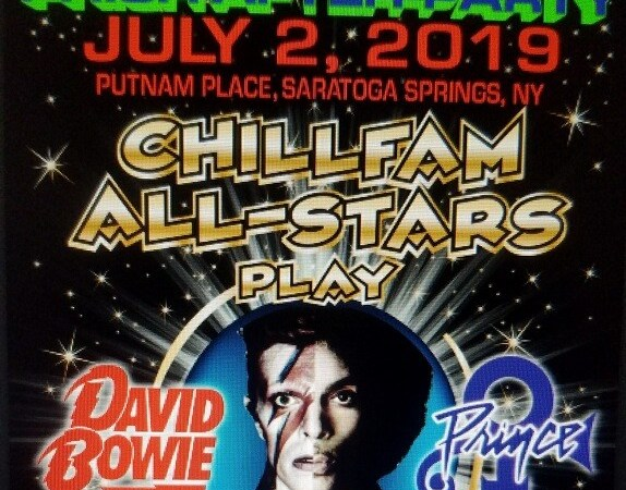 Chillfam All-Stars Announce Post Phish Show In Saratoga Springs, NY