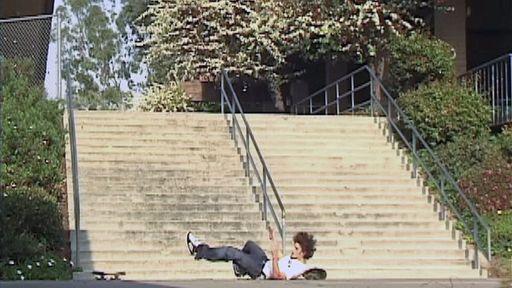 Six Insane Skateboarding Tricks Down El Toro