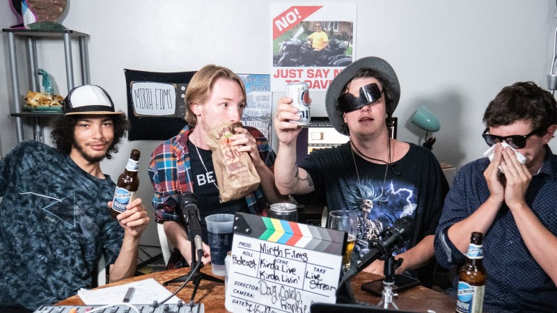 Ep. 17: Burger King Tacos? | Kinda Live Kinda Livin' Podcast