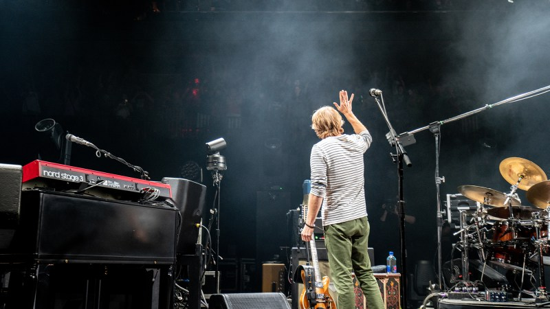 'Between Me and My Mind' – A Trey Anastasio Story