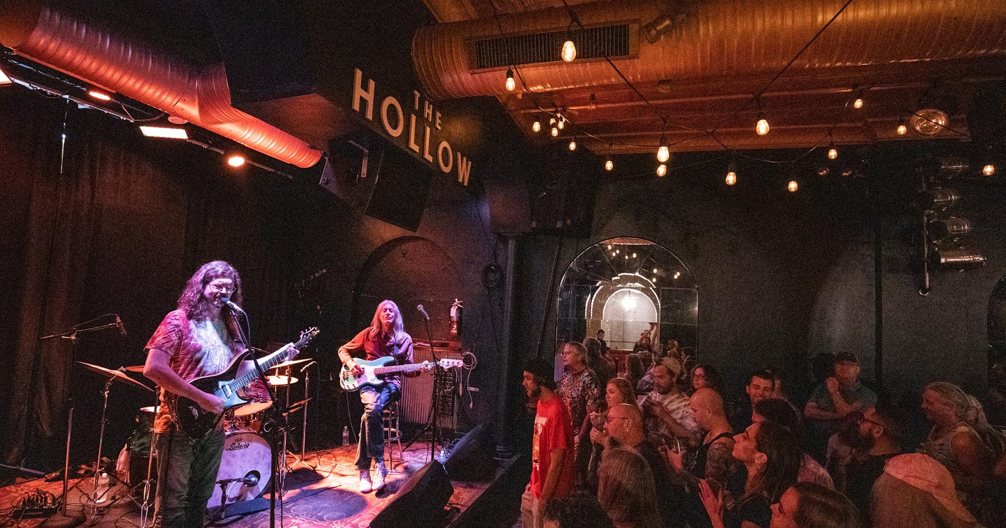 GALLERY: John Kadlecik Band at The Hollow in Albany, NY