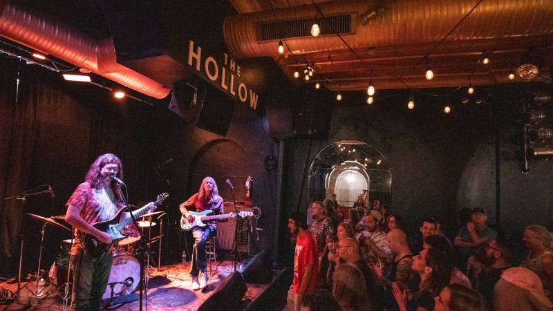 GALLERY: John Kadlecik Band at The Hollow in Albany, NY