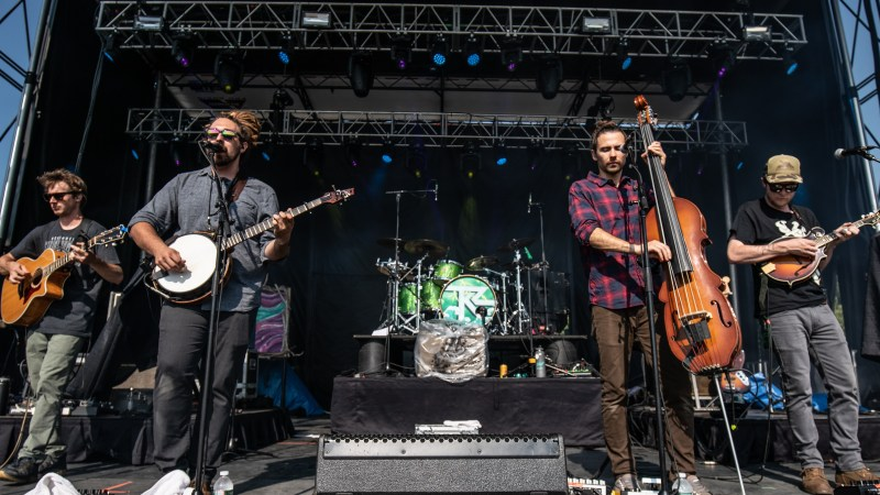 Kitchen Dwellers Announce Fall Tour with Infamous Stringdusters
