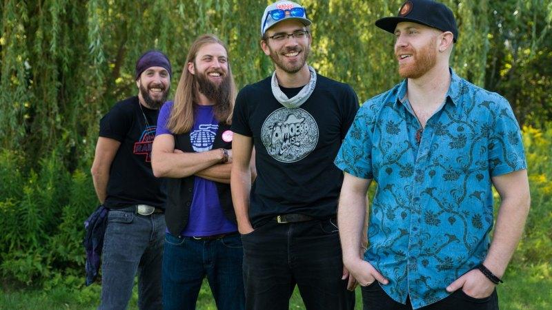 Ryan Clausen Joins Strange Machines As New Drummer