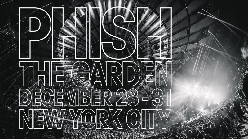 Phish Announces 2019 New Years Run