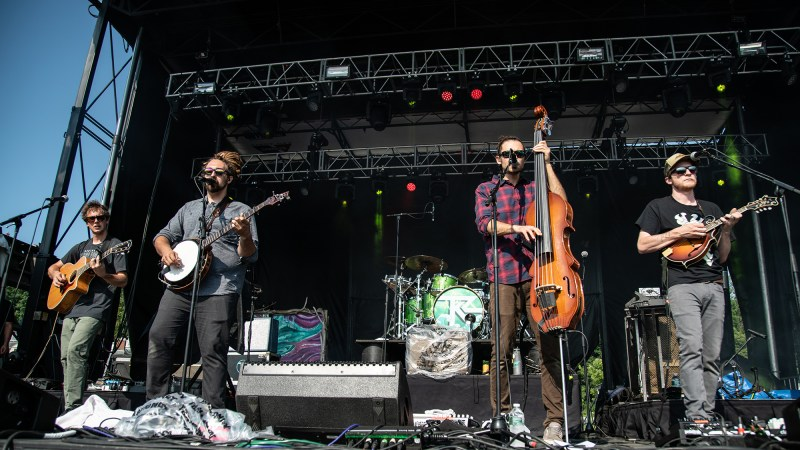 Kitchen Dwellers Share Plans On Record Produced by The Infamous Stringdusters' Chris Pandolfi